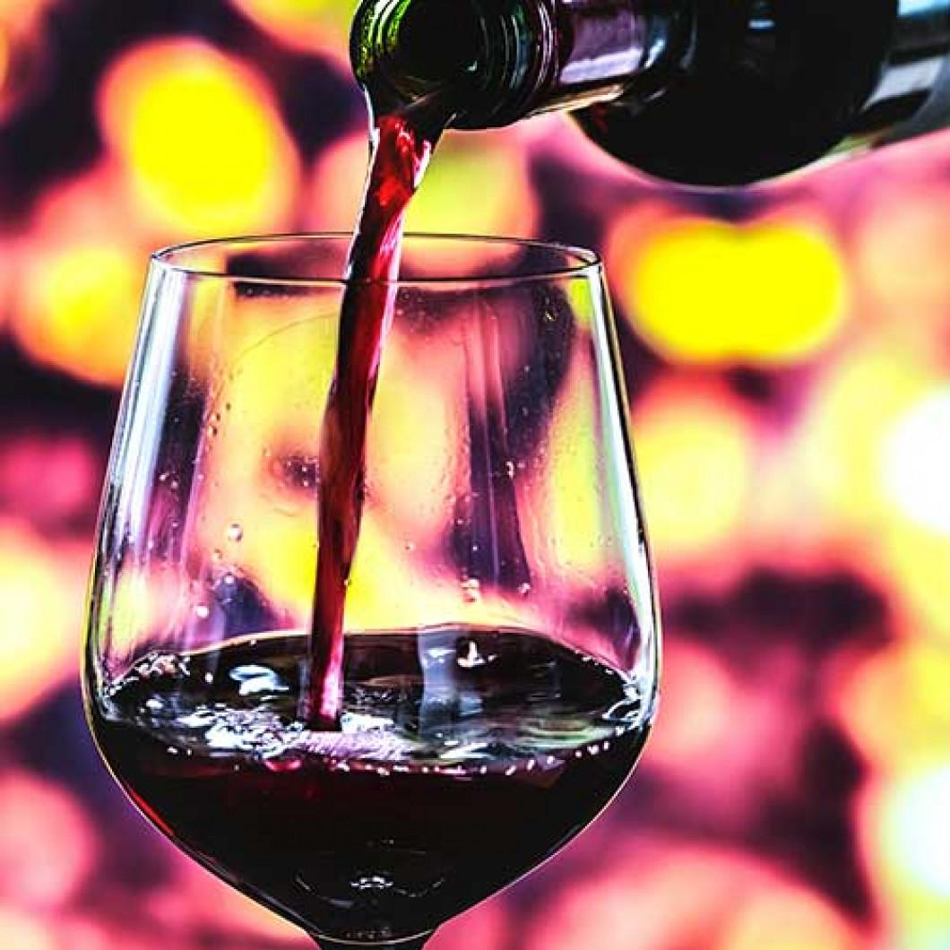Wine Tasting + Live Music